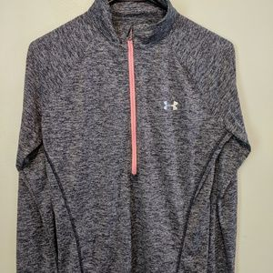 Women's Under Armour 1/4 zip shirt